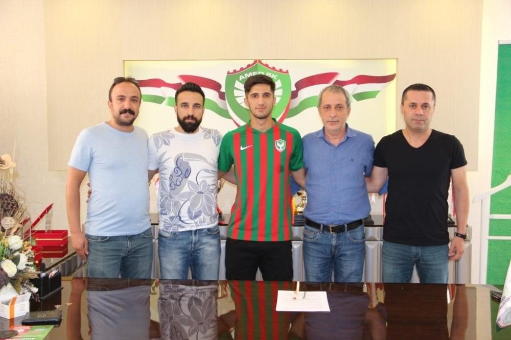 Amed Sportif Faaliyetler Ramazan Çeri'yi transfer etti