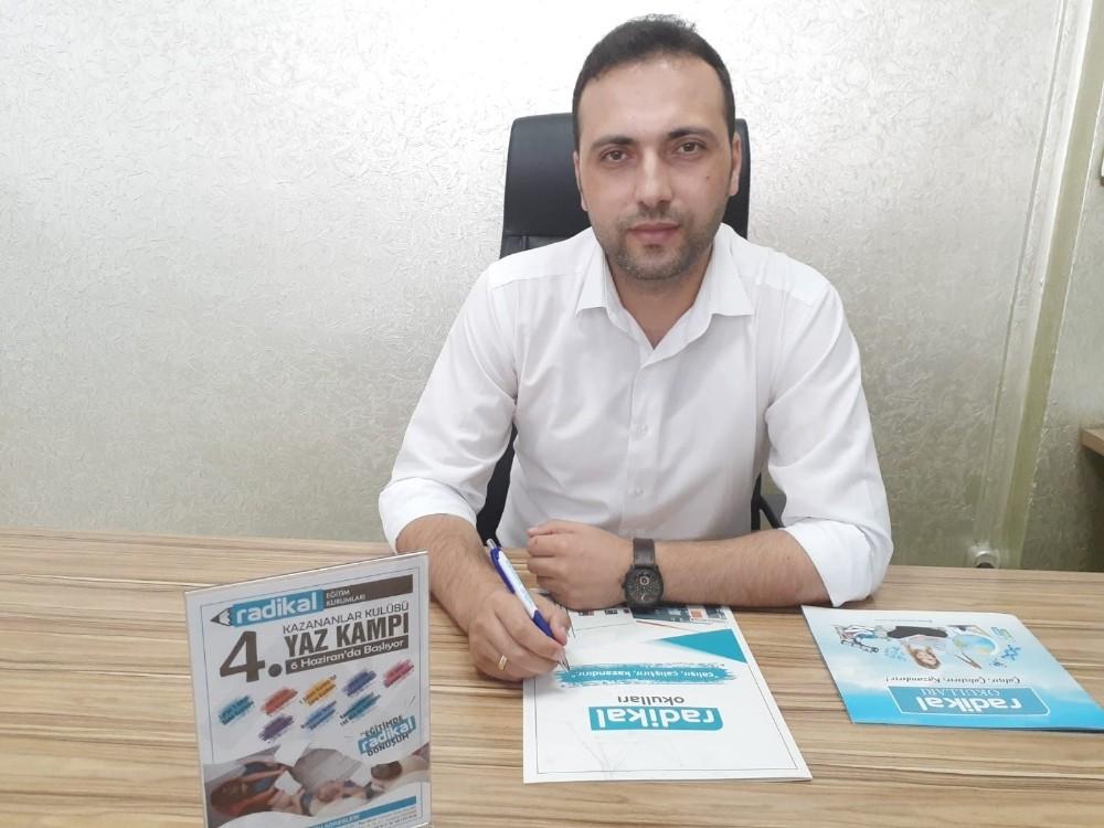 Diyarbakır Radikal Eğitim Kurumlarından LGS'ye girecek öğrencilere öneri