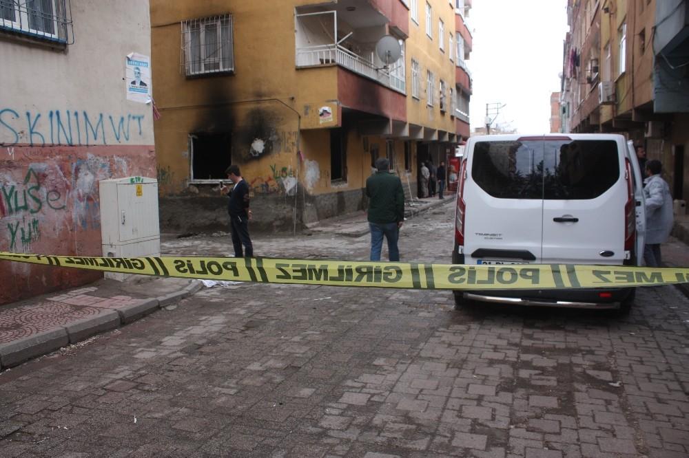 Diyarbakır'da patlama: 1 ağır yaralı