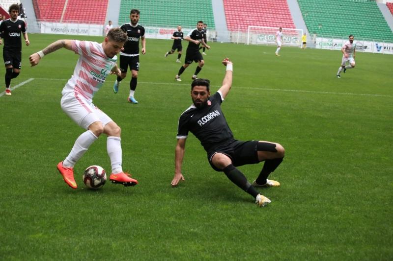 Amedspor maçında Dünya Fair-Play'e örnek hareket