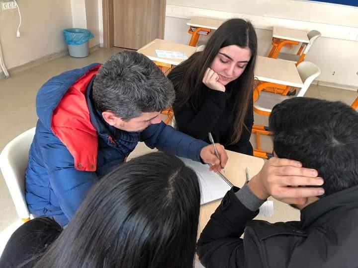 Bilnet Okulları Diyarbakır Kampüsü'nde yarıyıl tatilinde kamp
