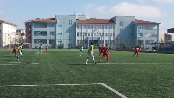 Diyar gol oldu yağdı