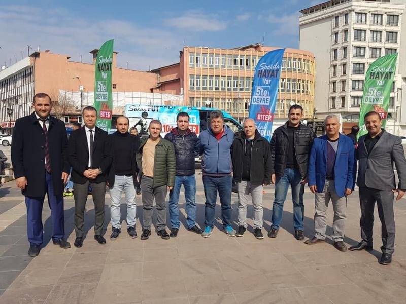 Diyarbakır'da, '5'te devre 10'da biter' projesi başladı