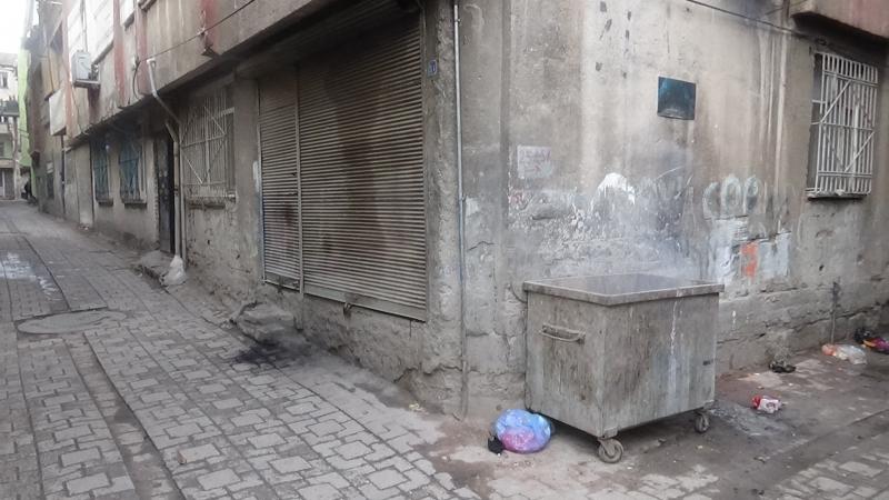 Diyarbakır'da vahşet