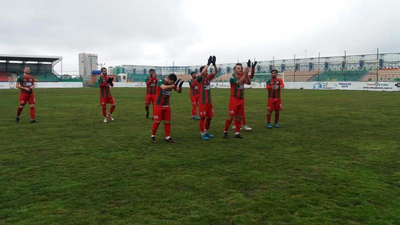 Diyarbakırspor, play-off'u garantiledi