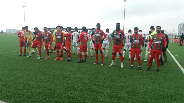 Diyarbakırspor Play'off'ta 2'de 2 yaptı