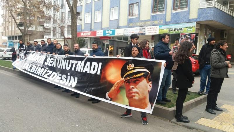 DİYARBAKIRSPOR'DAN ALİ GAFFAR OKKAN'A KARANFİLLİ ANMA