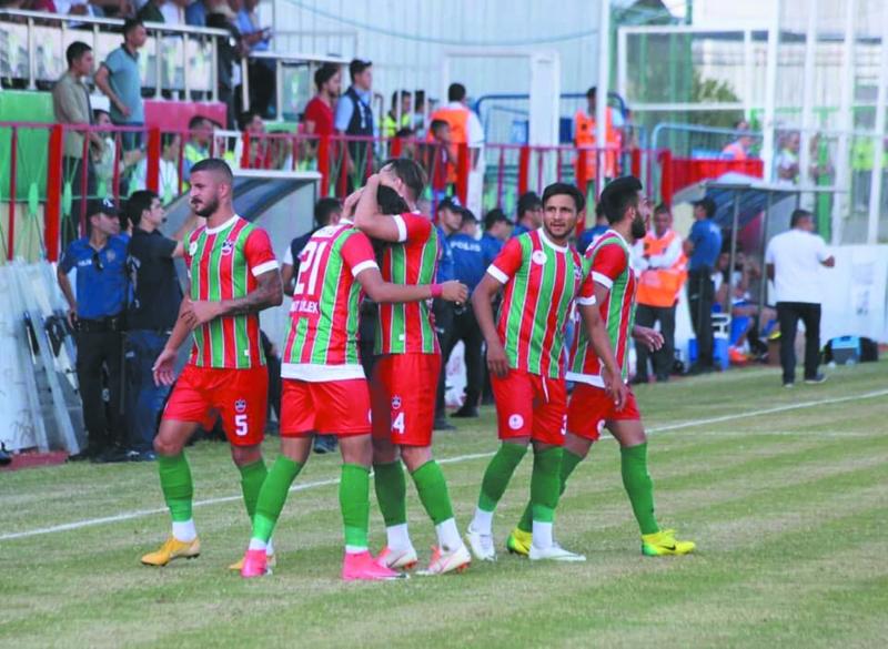 Diyarbekirspor önemli maçlara çıkacak