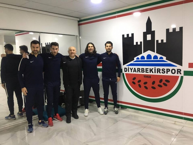 Diyarbekirspor'da Türkoğlu dönemi sona erdi