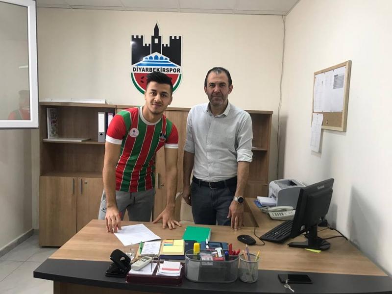 Diyarbekirspor'da yeni transferler