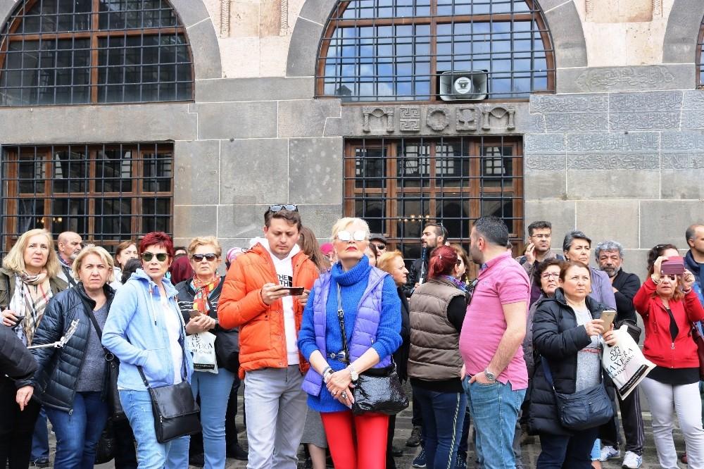 Diyarbakır, yerli turistlerin gözde şehri oldu