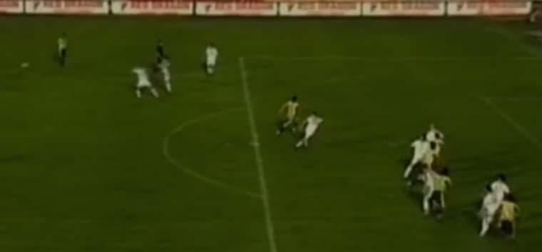 Fenerbahçe maçında olaylar çıktı