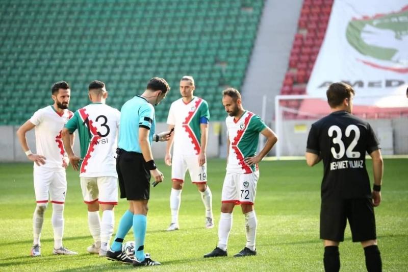 Diyarbakır takımlarının hafta içi mesaisi devam ediyor