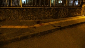 DİYARBAKIR'DA GENÇ KADINI SOKAK ORTASINDA SIRTINDAN VURDULAR