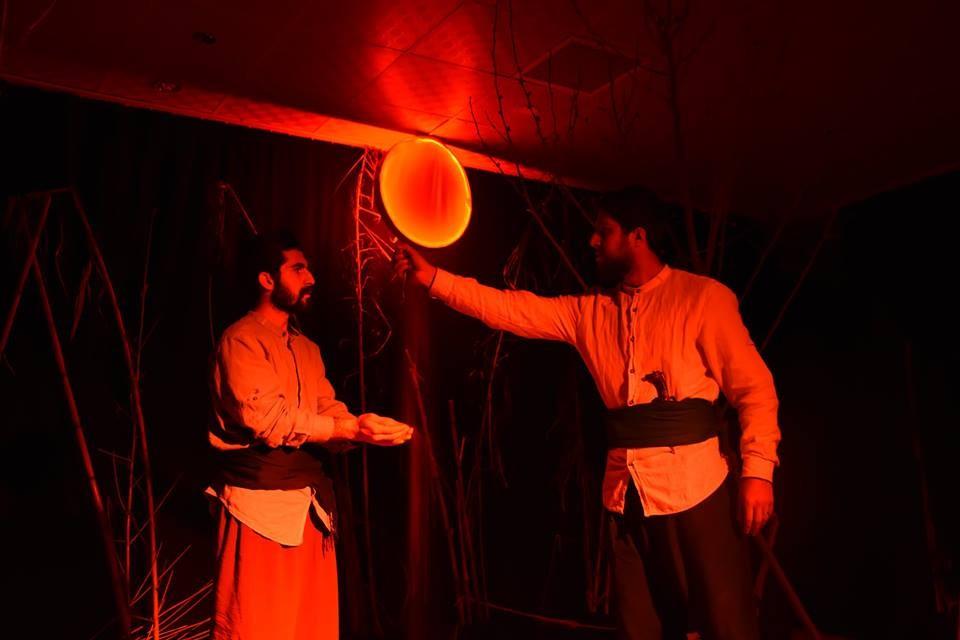 Kozluk'ta Kabil Nerede Habil oyunu sahnelendi