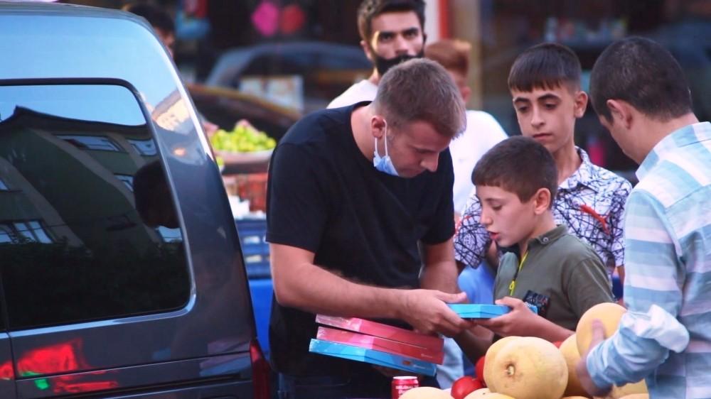 Diyarbakır'daki sosyal deney Youtube'da patladı
