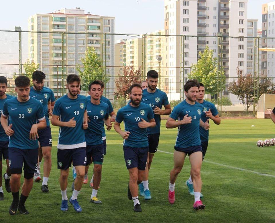 Amed Sportif Faaliyetlerde hazırlıklar başladı