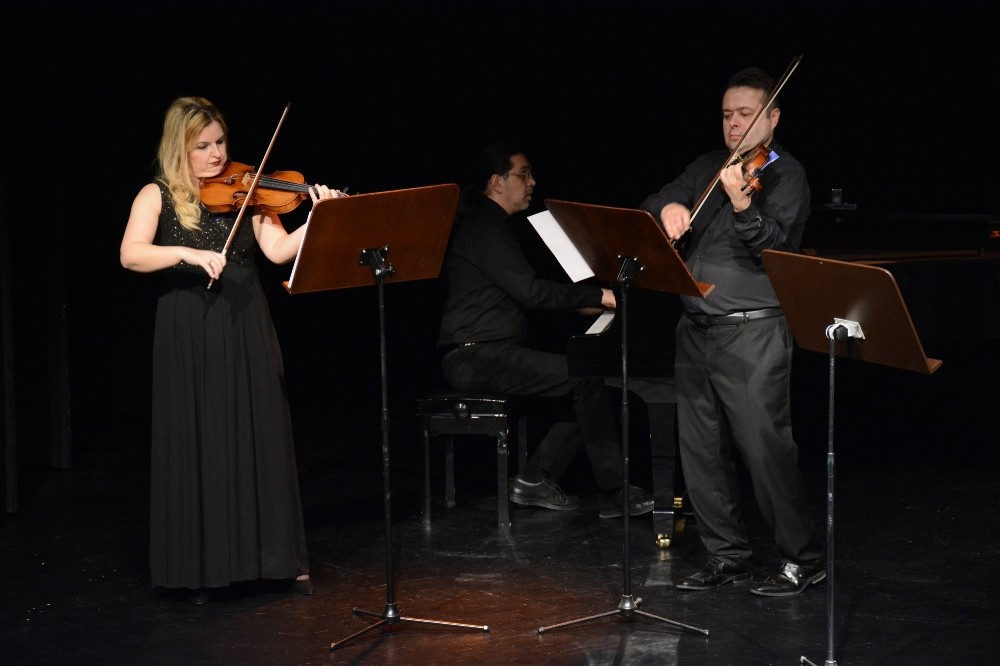 ″Eskişehir Anadolu Dörtlüsü″ konseri