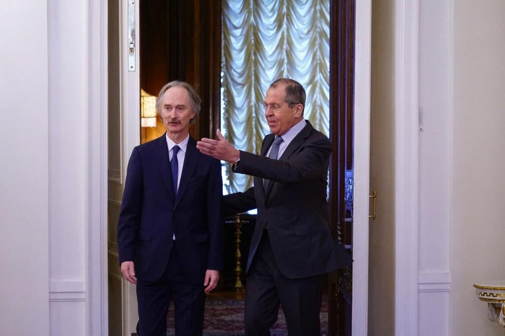 Rusya: ″Suriye'deki mevcut durum görüşüldü″