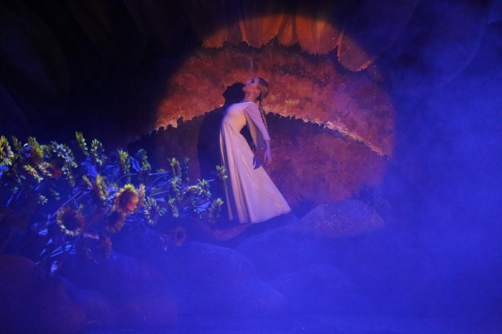 Arda Boyları'nın acıklı hikayesi SAMDOB sahnesinde