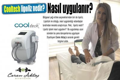 Cooltech Lipoliz nedir? Nasıl uygulanır?