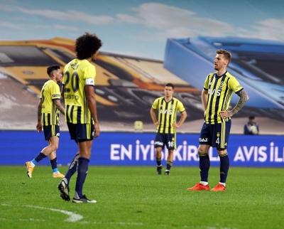 Fenerbahçe'de kötü performans serileri bitirdi