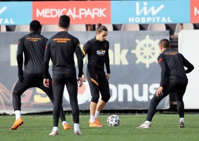 Galatasaray, Yeni Malatyaspor hazırlıklarını tamamladı