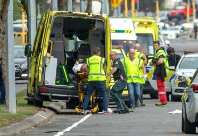 Yeni Zelanda'da iki camiye terör saldırısı: 49 kişi hayatını kaybetti